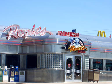 Rosie's Diner Review