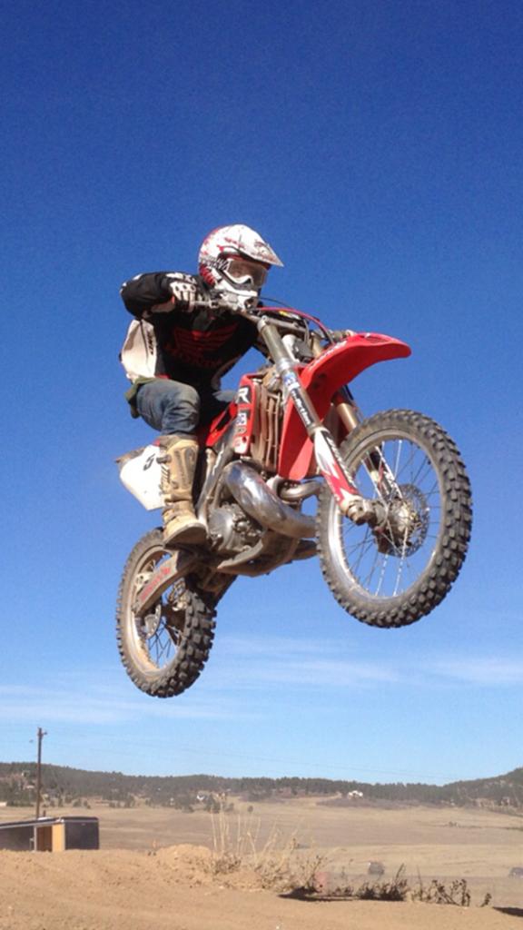 Palmer Lake Dirt Bike Track Ranger Review