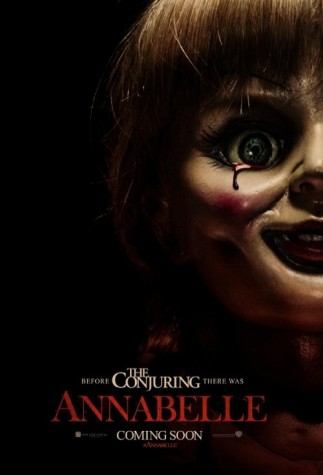 Annabelle creeps into theatres