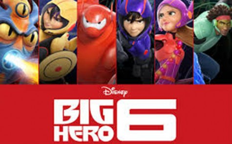 BIG hero 6 is a big hit in theaters