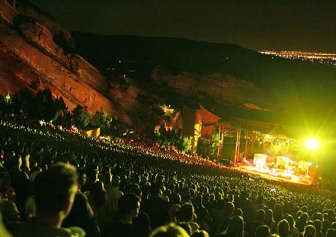 Noise limit enforced at Red Rocks
