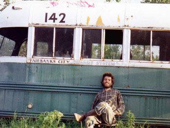 Christopher McCandless's adventure through life in Alaska