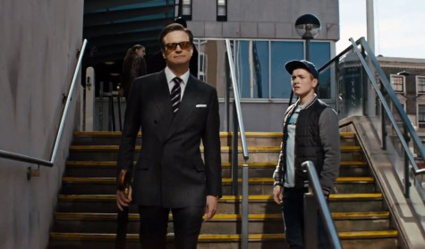 Kingsman: The Secret Service makes its way into theaters