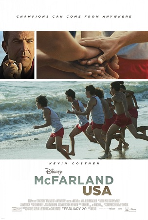 McFarland, USA an inspiring film for all ages