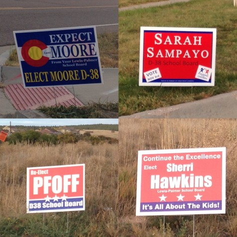The election for the future of District 38