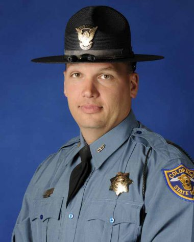 State trooper hit and killed by semi-truck
