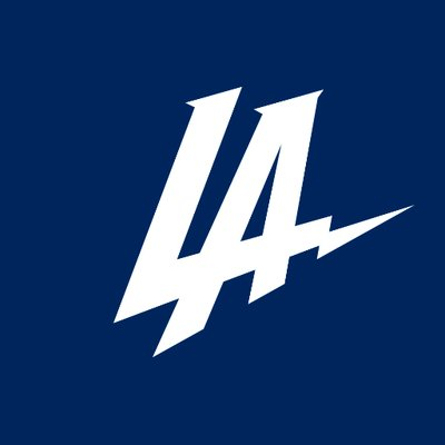 The LA Chargers new logo.