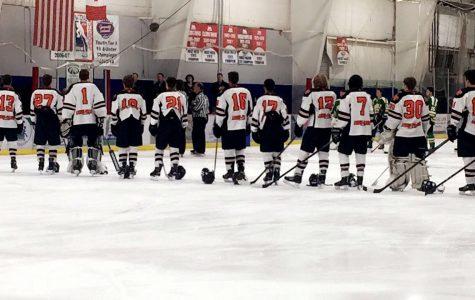 Hockey Senior Night