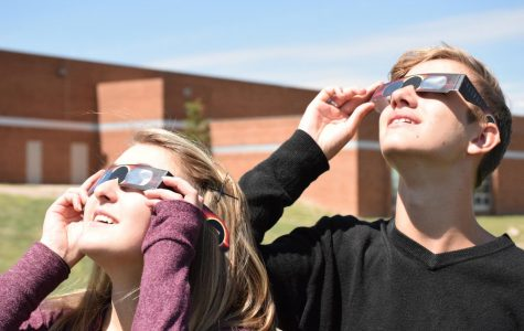 Students and teachers have mixed responses about the eclipse