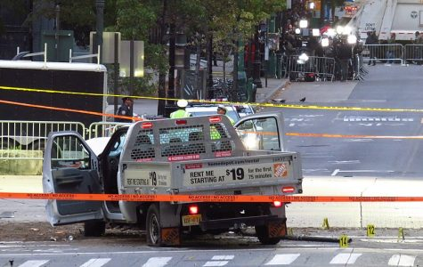 New York Appalled after Attack on Halloween