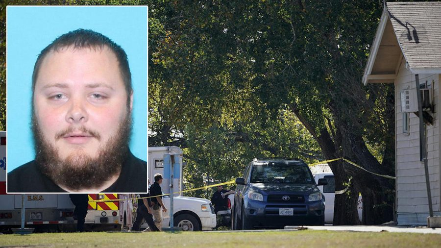 Patrick Kelly Opened Fire at the First Baptist Church