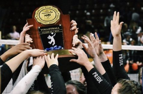 Ranger Volleyball Wins Consecutive State Title