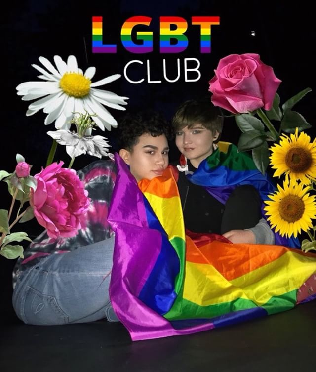 The+LGBT+Club+at+Lewis-Palmer+puts+up+various+posters+%28such+as+the+one+depicted%29+around+the+school+to+promote+the+club+and+advertise+its+meetings.