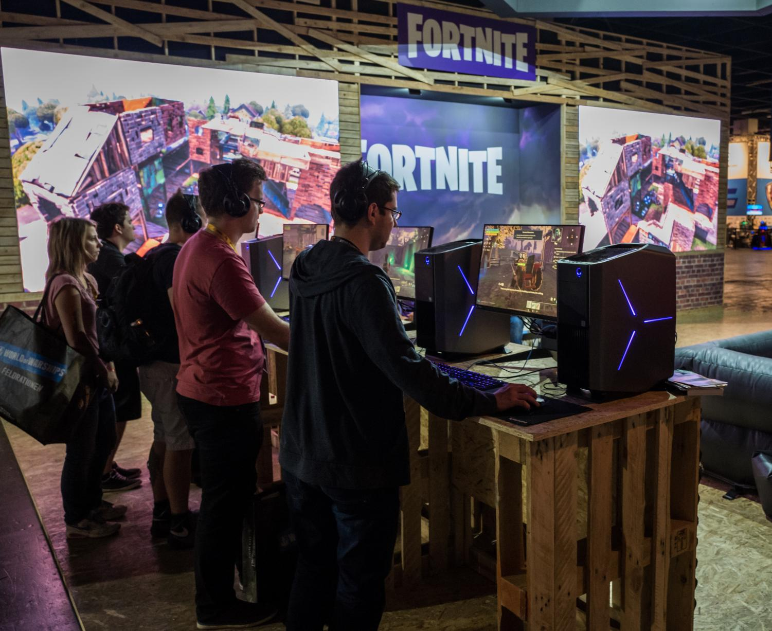 Fortnite Creates Monopoly on Gaming Industry