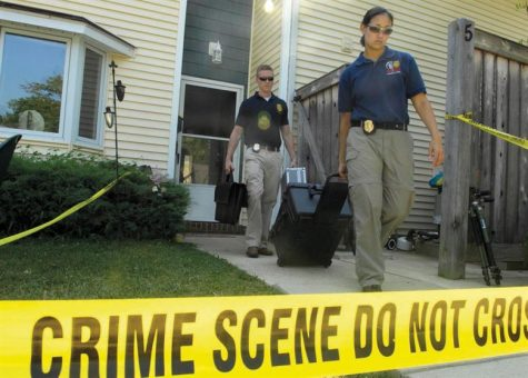 A future in crime scene investigation