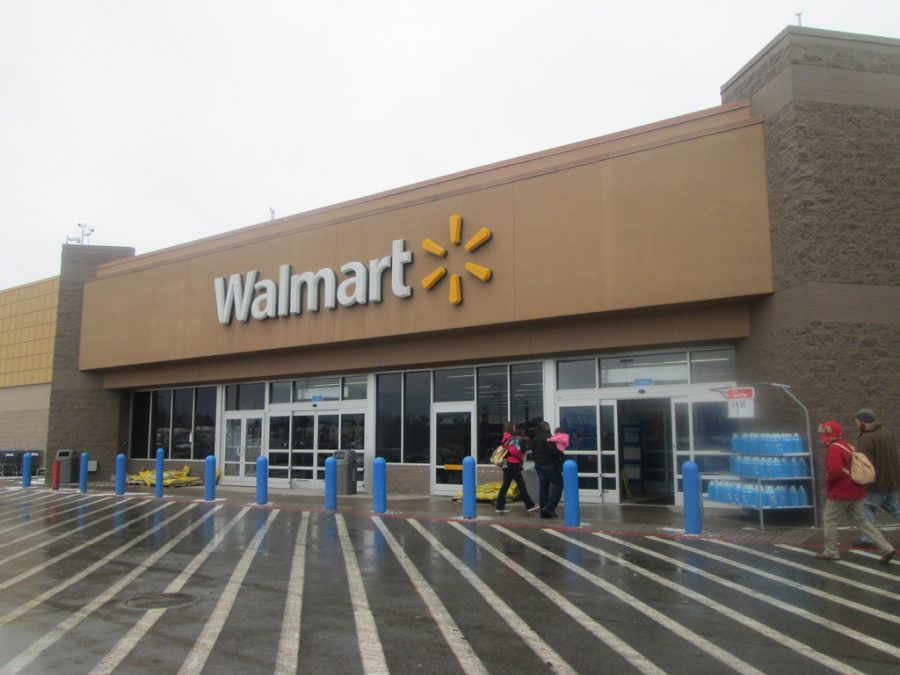 Ostrem+enters+Denver+Walmart+killing+three+people.+Ostrem+was+inside+the+Walmart+for+less+than+two+minutes.