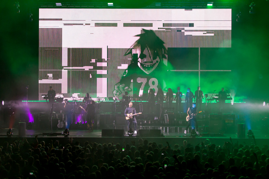 Gorillaz Reject False Icons movie is selling out fast