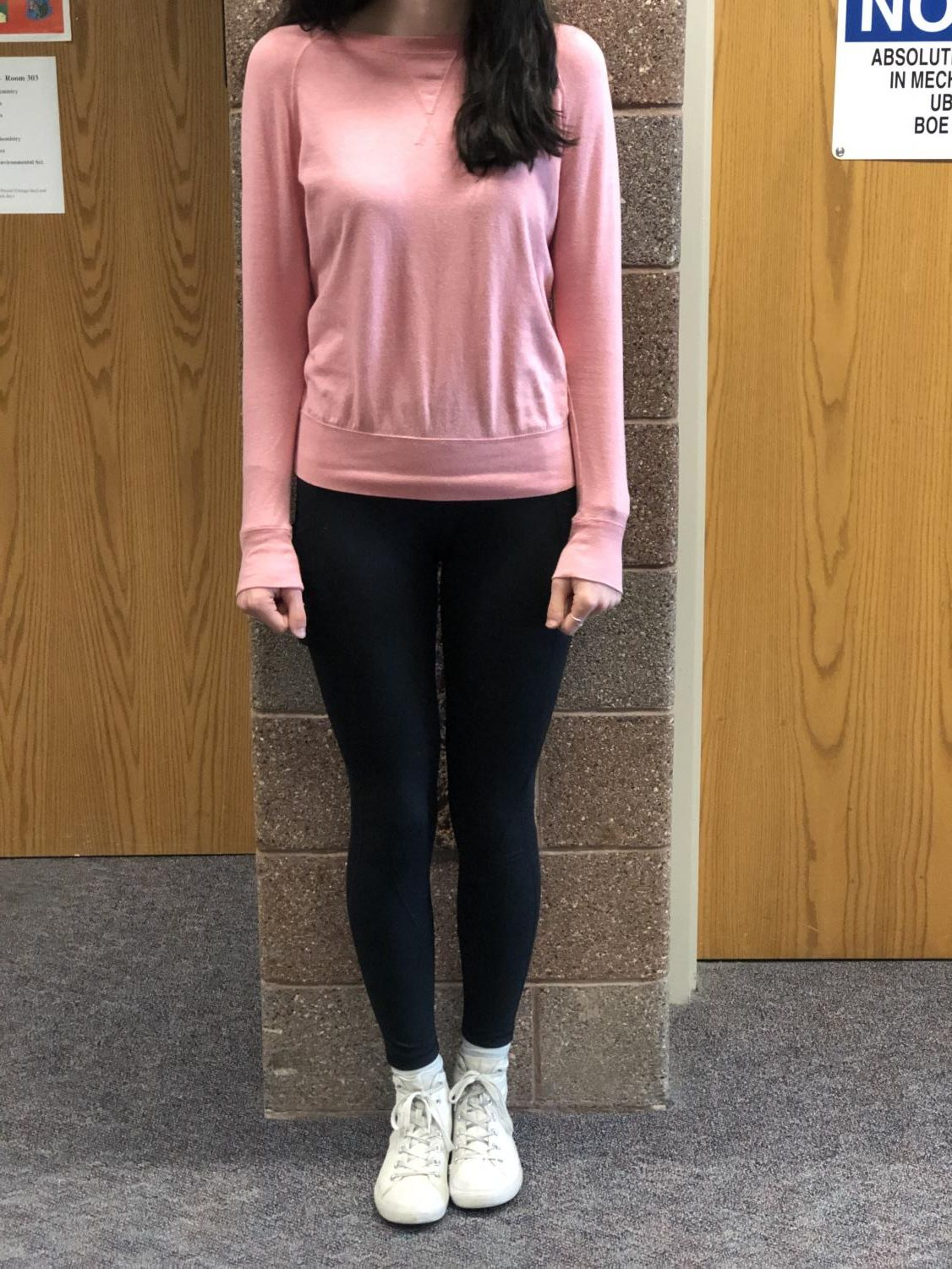 Annika Hankenson 12 shares an experience from her freshman year when she was nominated for the Voyager's International Trip.