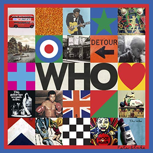The Who's release new album: Who