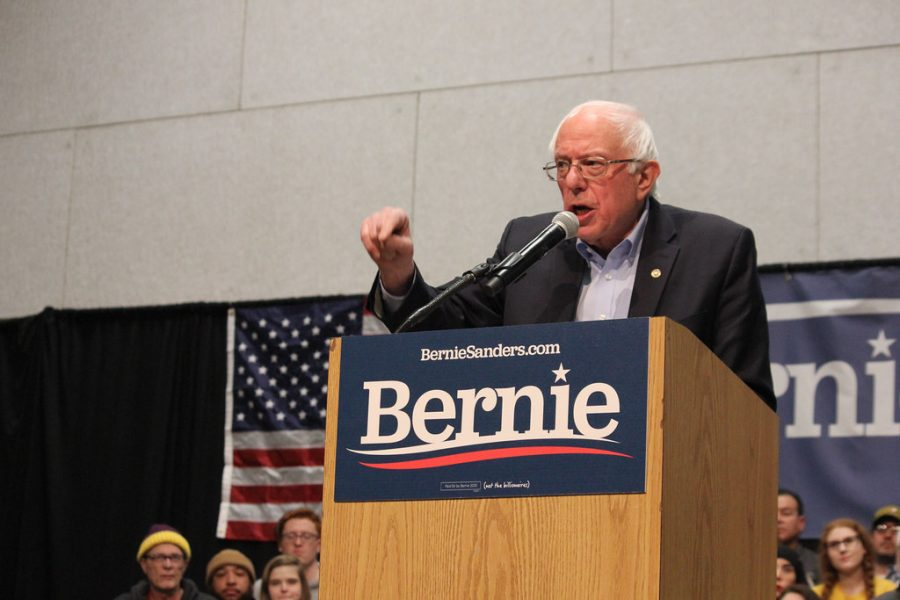 Bernie Sanders deserves the Democratic nomination