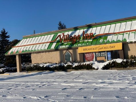 Village Inn closes without warning