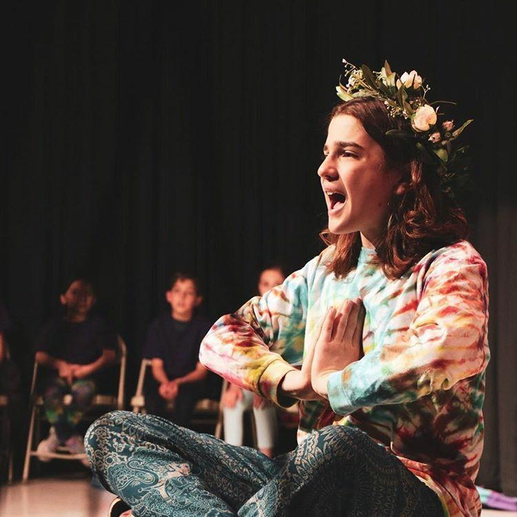 "Jack Markowitz 11 is singing out in the play, Jack: A Moral Musical Tale where he played Jack Horner, a positive, young boy, who always has a bright outlook on life. ""I think that every role that I play is so different, I like to kind of enjoy it for what it is,"" Markowitz said."